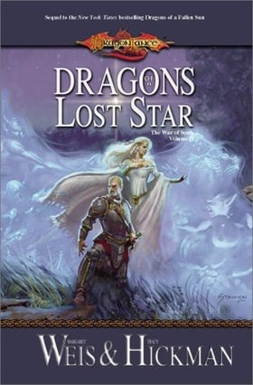 Dragons of a Lost Star (Dragonlance: The War of Souls, Volume II)
