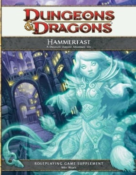 Hammerfast (D&D, 4th Edition)