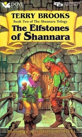 The Elfstones of Shannara: Book Two of the Shannara Trilogy (The Sword of Shannara)