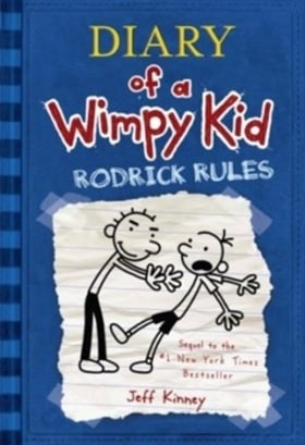 Diary of a Wimpy Kid, Book 2: Rodrick Rules
