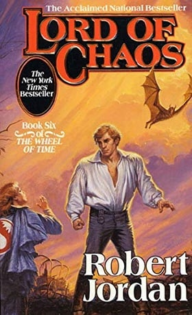 Lord of Chaos (The Wheel of Time, Book 6)