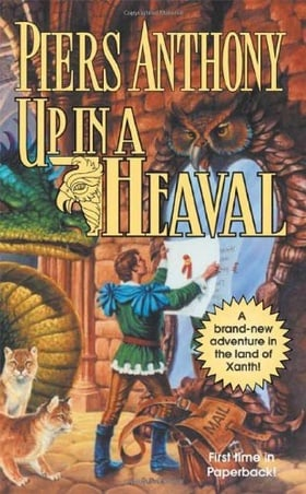 Up in a Heaval (Xanth, No. 26)