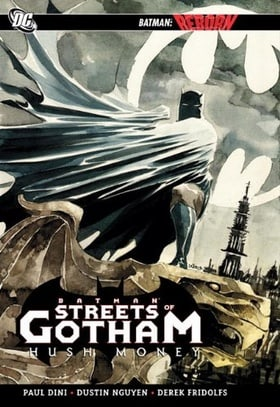 Batman: Streets of Gotham: Hush Money