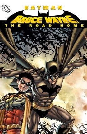 Batman: Bruce Wayne: The Road Home (Batman (DC Comics Hardcover))