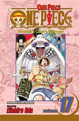 One Piece, Volume 17: Hiruluk's Cherry Blossoms