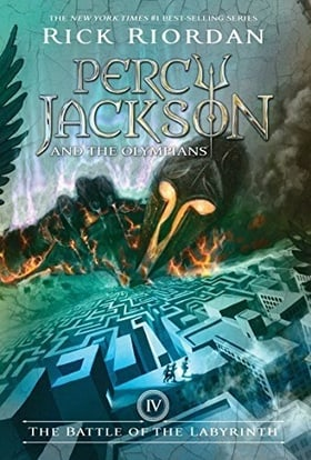 The Battle of the Labyrinth (Percy Jackson and the Olympians #4)