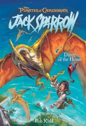 Dance of The Hours (Pirates of The Caribbean: Jack Sparrow, Book 9)