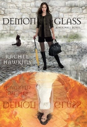 Demonglass (Hex Hall, Book 2)
