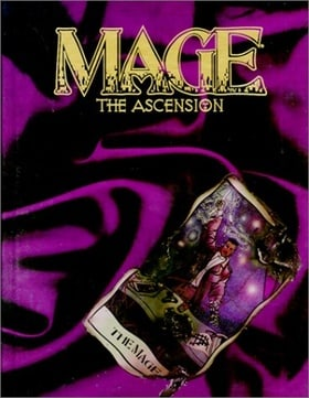 Mage The Ascension Revised Ed *OP