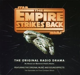 Star Wars, Episode V - The Empire Strikes Back (The Original Radio Drama)