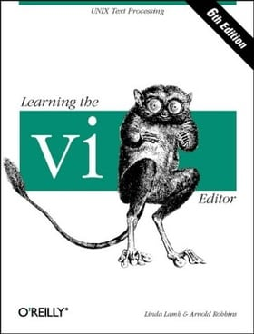 Learning the vi Editor (6th Edition)