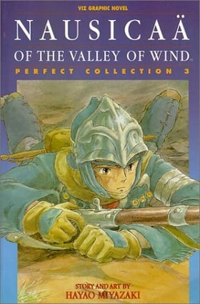 Nausicaa of the Valley of the Wind, Vol. 3