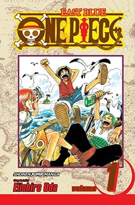 One Piece, Volume 1: Romance Dawn