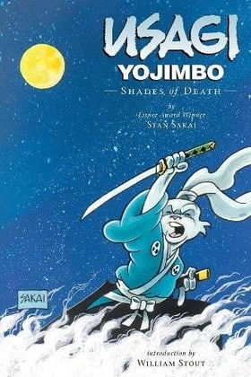 Usagi Yojimbo, Book 8: Shades of Death