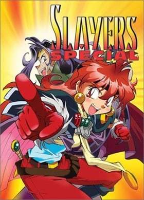 Slayers Special: Spellbound