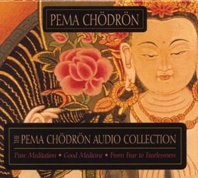 The Pema Chodron Audio Collection: Pure Meditation/Good Medicine/From Fear to Fearlessness (Audio CD)