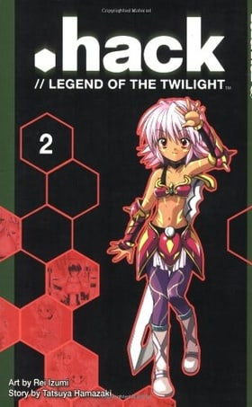 .hack//Legend of the Twilight, Vol. 2