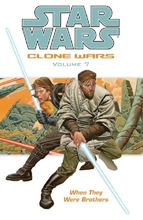 When They Were Brothers (Star Wars: Clone Wars, Vol. 7)