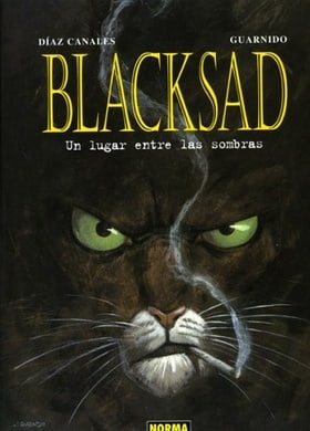 Blacksad, Vol. 1: Somewhere Between  the Shadows