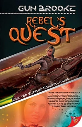 Rebel's Quest (Supreme Constellations)