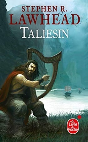 Le Cycle de Pendragon T01 Taliesin (Ldp Fantasy) (French Edition)