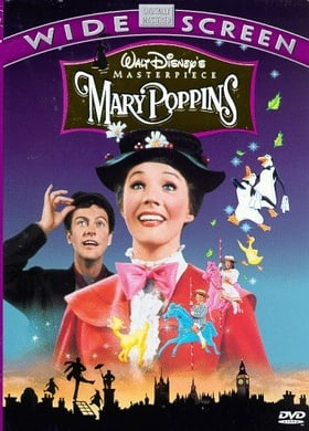 Mary Poppins (Widescreen Edition)