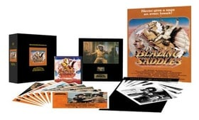 Blazing Saddles - Limited Edition Collector's Set