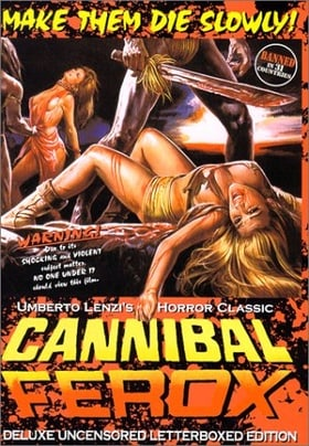 Cannibal Ferox (A.K.A. Make Them Die Slowly)