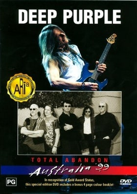 Deep Purple Live in Australia 1999 - Total Abandon