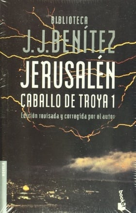Caballo de Troya 1. Jerusalen (Spanish Edition)