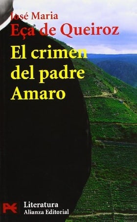 El crimen del padre Amaro (El Libro De Bolsillo / the Pocket Book) (Spanish Edition)