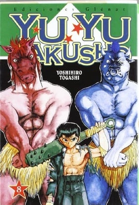 Yu Yu Hakusho 8 (Spanish Edition)