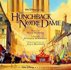The Hunchback Of Notre Dame: An Original Walt Disney Records Soundtrack