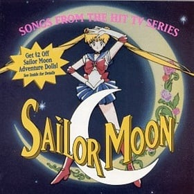 Sailor Moon: Songs From The Hit TV Series (Anime Series)