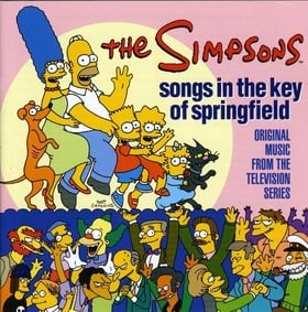 Simpsons, The: Songs In The Key Of Springfield - Original Music From The Television Series