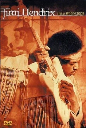 Jimi Hendrix - Live at Woodstock