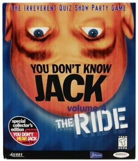 You Don't Know Jack Vol. 4 - The Ride