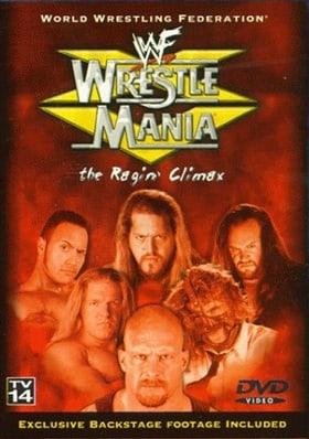 WWF - WrestleMania XV - The Ragin' Climax