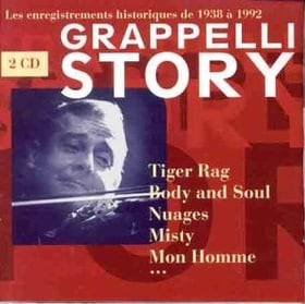 Grappelli Story....Best of