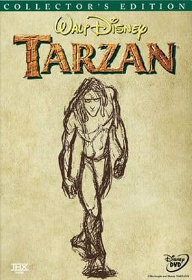 Tarzan   [Region 1] [US Import] [NTSC]