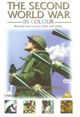 The Second World War in Colour [Region 2]