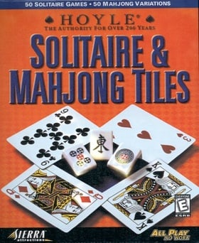 Hoyle Solitare and Mahjong Tiles