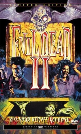 Evil Dead II (Limited Edition Tin)