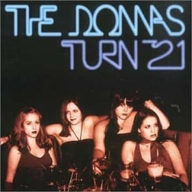 The Donnas Turn 21