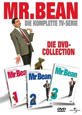 The Trouble with Mr. Bean [Region 2]