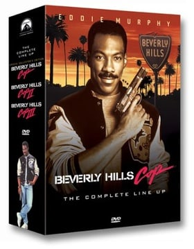 Beverly Hills Cop - The Complete Line Up
