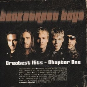 Backstreet Boys - Greatest Hits: Chapter 1