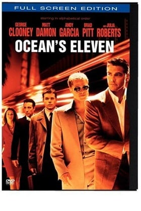 Ocean's Eleven (Full Screen Edition)