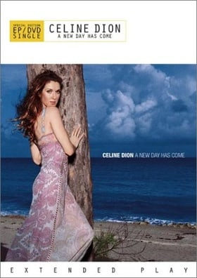 Celine Dion - A New Day Has Come (EP / DVD Single)