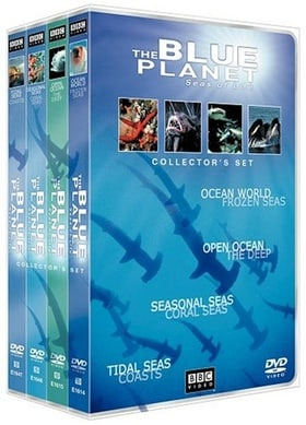 The Blue Planet - Seas of Life Collector's Set (Parts 1-4)